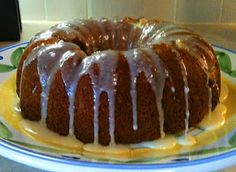 ... Apple Cinnamon Bundt Cake - super easy to make and uses a boxed cake