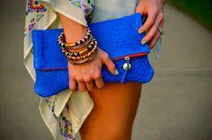 color blue, cobalt blue, bag, electric blue