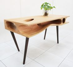 CATable by Hao Ruan offers a shared work surface for cats and their owners