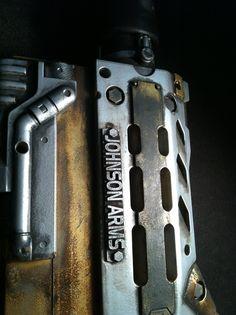 Johnson Arms -- http://johnsonarms.wordpress.com/
