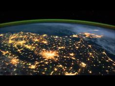 Absolutely Amazing! Northern Lights(Aurora Borealis) and Earth view from Space HD