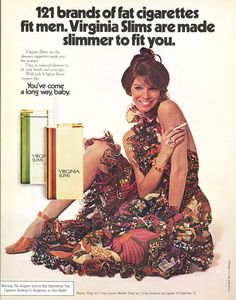 """VINTAGE CIGARETTE ADS: """"…A LUCKY INSTEAD OF A SWEET"""""""