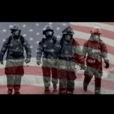 Thank you to all Fire Fighters