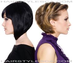 Short Hairstyles photos gallery