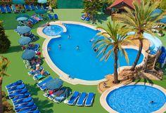 Hotel RH Corona del Mar - Piscina