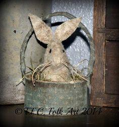 Bunny Basket EPattern
