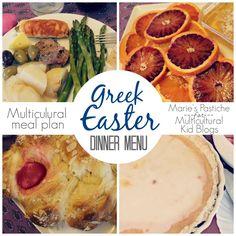 Greek Easter Dinner Menu - Multicultural Meal Plan Mondays - Multicultural Kid Blogs