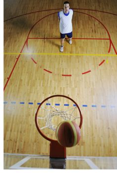 Simple but effective drills that help improve players shooting form.