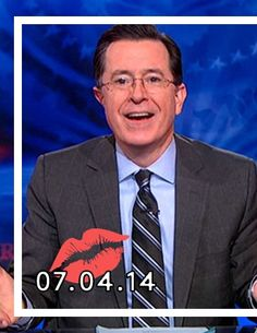 Why we can't get enough of Stephen Colbert