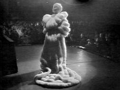 Marlene Dietrich fox fur fur 12, fox fur, vintag fur, fur fashion, marlen dietrich, white fur, marlene dietrich