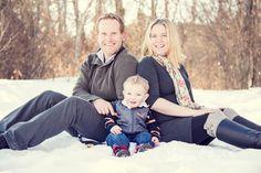 Maternity Family Photos - Meghan Elizabeth Photography