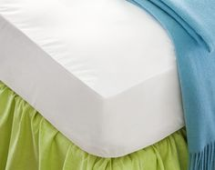 Cotton Allergy Mattress Encasement - Zippered