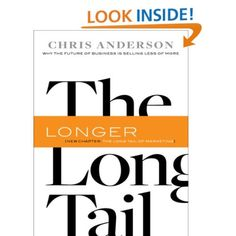 The Long Tail, Revised and Updated Edition: Why the Future of Business is Selling Less of More - Chris Anderson