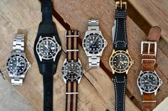 which one is your favorite? #rolex