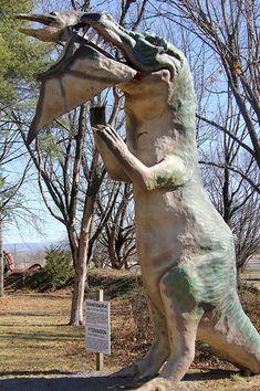 Roadside Dinosaur Parks
