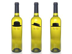 Packaging of the World: Creative Package Design Archive and Gallery: Cinema Wine (Student Work)