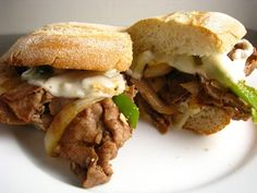 WW Philly cheese steak