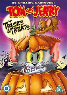 "Tom and Jerry ""Tricks & Treats"" – Children's Cartoon Review"