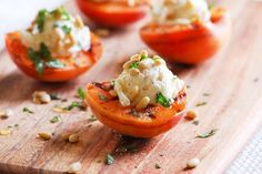 Grilled Apricots with Goat Cheese | Tasty Kitchen: A Happy Recipe Community!