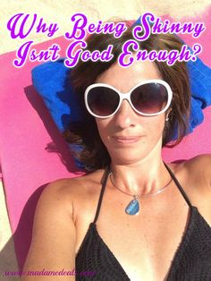 Check out my Motivation to Get Fit: and find out Why Being Skinny Isn't Good Enough   #inspireothers #fitness