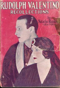 Rudolph Valentino / Natacha Rambova