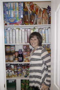 Tips for Building up Food Storage and Preparing for Emergencies