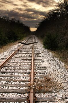 #railroad #tracks