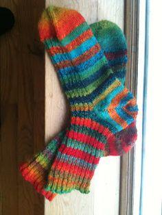 better sock, heel, knit sock