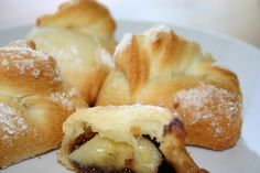 Nutella Banana Rolls.