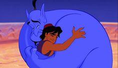 The best Genie ever, RIP. Robin Williams (1951-2014)