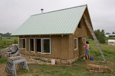 How to Build a Cob House  A $7,000 Dream House Made of Earth