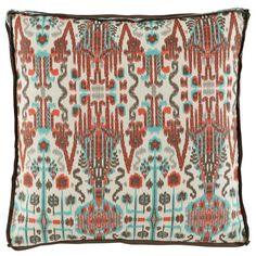 I saw a lot of this Lacefield Bombay Paprika when I was in Manhattan.  We have the entire Lacefield line available at Karen's Fabrics.