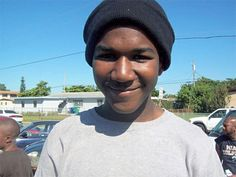 trayvon martin - i want to remember this face and life.