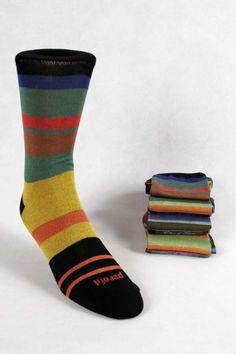 Chris's Colorful Socks