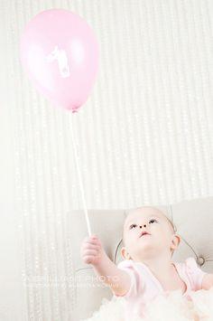 1st birthday photo idea