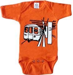 Brooklyn Junior Subway Bodysuit