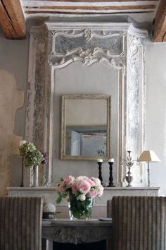 mirror, french