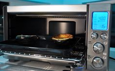 Breville smart oven #BOV800XL  - $250. Highly rated by Consumer Reports.