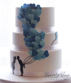 How a fabulous cake idea! From Melbourne Australia... Jessie lee cakes.. Find her on Facebook