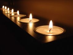 Candles- Eco Friendly