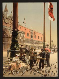 venezia, photocrom, venice, magic venic, bella italia