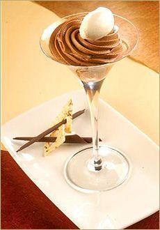 Ghirardelli Chocolate Mousse @ ghirardelli.com