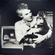 Steve Martin. Forever old, always funny.