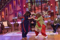 It's a Happy New Year for Comedy Nights With Kapil