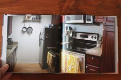 Blurb book about home