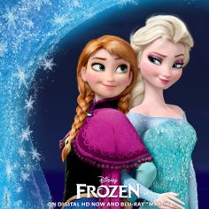 Are you ready? In 4 Days never let it go when you bring home Frozen on Blu-ray Combo Pack 3/18: http://di.sn/hZF