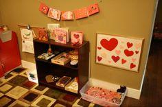 DIY Toddler Valentines Activities