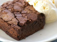 Ancho Brownies from Robb Walsh's Texas Eats