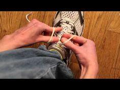 Magic Fingers Shoe Tying - YouTube