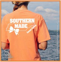 Short Sleeve Tennessee Traditions by InkOnAShirt on Etsy, $21.00